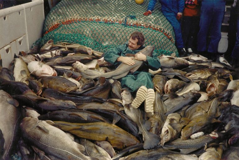 Балтийски улов през 1987 г.
