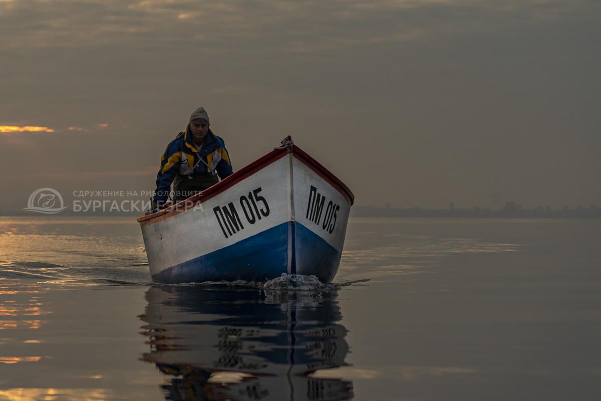 Поморие риболов