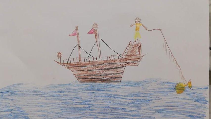 Рибарят и златната рибка - Александър Стефанов