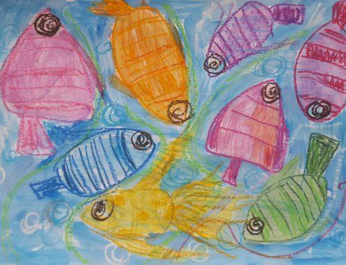 """Весела Йорданова Димитрова – """"Когато рибките танцуват"""""""
