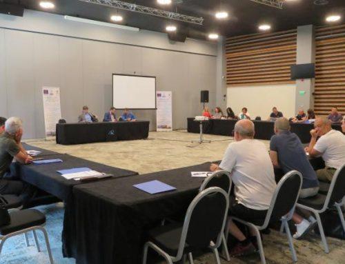 """Сдружение на риболовците """"Бургаски езера"""" взе участие в  Националната среща на Местните инициативни рибарски групи"""